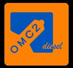 OMC2 diesel logo